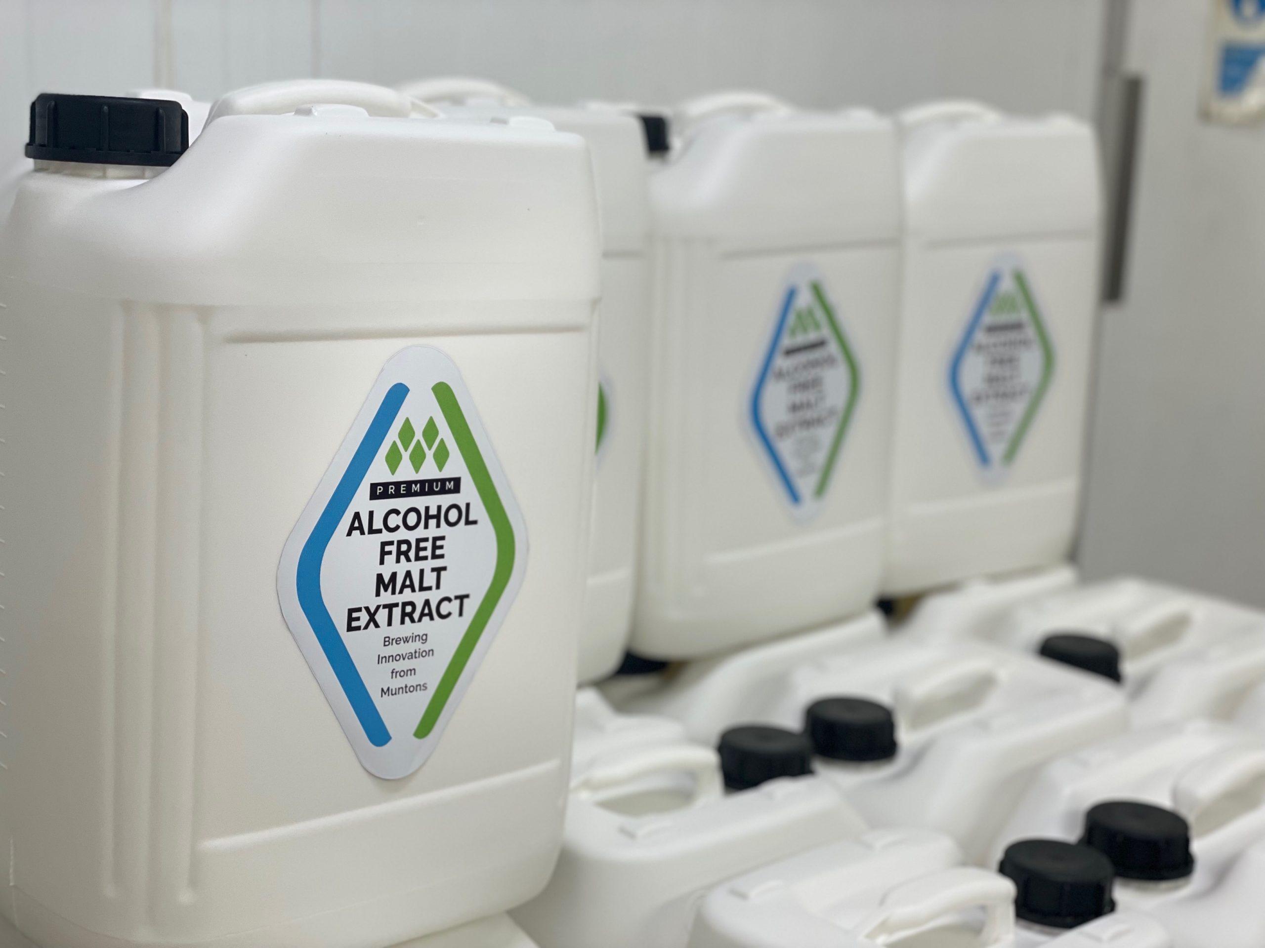 Muntons Premium Alcohol Free Malt Extract